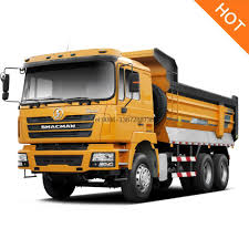 100 Cng Truck For Sale China Shacman Diesel CNG 6X4 F3000 3040tons Dump For