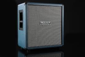 Mesa Boogie Cabinet 2x12 by Mesa Boogie Mini Rectifier 1x12
