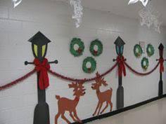 Christmas Classroom Door Decoration Pictures by Classroom Door For Christmas Classroom Christmas Pinterest