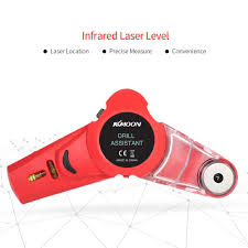 100 Where Is Dhgate Located 2019 KKmoon Mini Laser Level Drill Dust Collector Tool DIY Punch