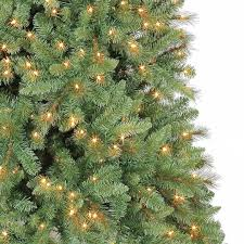 Slim Christmas Trees Prelit by 9 Ft Pre Lit Slim Willow Pine Artificial Christmas Tree Clear