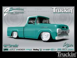 1960 Ford F100 - 292 Y-Block V8 Engine - Truckin' Magazine 1960 Ford F100 For Sale On Classiccarscom Pickup Trucks 2018 Wall Calendar 8622108541 Calendarscom Bangshiftcom Minifeature An 1960s Unibody Truck With This 1976 Street Is A Clean Powerful Build 292 Yblock V8 Engine Truckin Magazine Classic Youtube 1966 Ford Brownwhite Pinterest Trucks Simple And Beautiful Fordtruckscom Why Nows The Time To Invest In A Vintage Fseries Wikiwand File1960s Tseries Tow Truck1jpg Wikimedia Commons