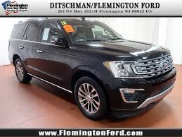 100 Flemington Car And Truck Country Certified 2018 Ford Expedition 4WD Limited For Sale In