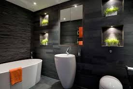 46 Cool Small Master Bathroom 50 Black Primary Bathroom Ideas Photos Home Stratosphere