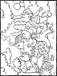 Les 3 Petits Cochons Dans La Forêt Kiddicoloriage Serapportantà 70