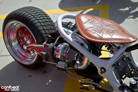 Turbocharged Honda Ruckus