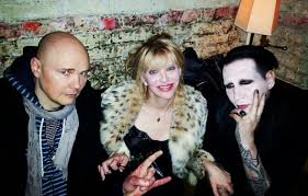 Smashing Pumpkins Ava Adore Live by Marilyn Manson Joins The Smashing Pumpkins Onstage Lends His