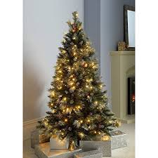 Nordic Fir Artificial Christmas Tree 6ft by Pre Lit Christmas Tree 6ft 1 8m Artificial Christmas Tree With