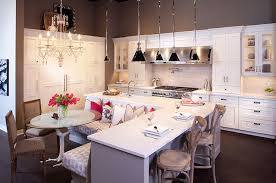 Kitchen Island With Banquette Islands As Banquettes Home Decorating Ideas