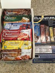 Heres What The Company Claims Quest Bars