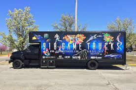 100 Truck Rental Tulsa Video Game Parties 918 Game S