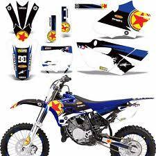 kit deco 85 yz ufo plastic kit for yamaha motor bike yz85 2015 2017 model oem ebay