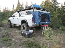 F150 Bed Tent by Show Off Your Truck Shell Top Modifications And Add Ons Page