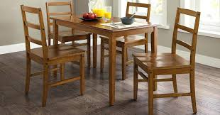 Kitchen Table Walmart Sets Full Size Of In Conjunction