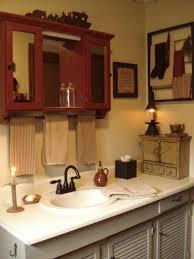 Photos Of Primitive Bathrooms by 47 Best Primitive Bathrooms Images On Pinterest Primitive Decor