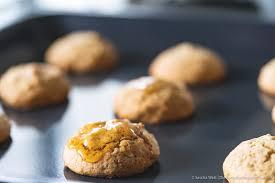 honig cookies mit cashewkerne