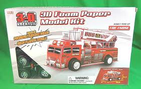 3d Foam Paper Model Kit Fire Engine | EBay 120 Hasisk Vz Junior Kit Seagrave Rear Mount Httpde3diecastblogspotcom 164 Scale American Lafrance Fire Truck Amt Carmodelkitcom 3d Foam Paper Model Engine Ebay Ugears With Ladder Model Kit Mechanical 3d Puzzle Us Ukidz Llc Revell 124 Schlingmann Lf 2016 Plastic Amazoncouk 07501 Unimog Tlf818 From The Brick Castle Stage 1 Level Youtube 3053106 Avd Models Kit Rc Mini Scale Trucks Homemade American La France Fire Truck