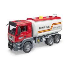 Tosyen.com | Bruder Toys 3775 - MAN TGS Tank Truck