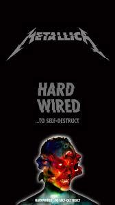 For Wallpaper Smartphone 5 Metallica Hardwired