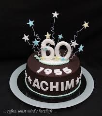 mein onkel wurde 60 da wollte ich natürlich auch eine torte