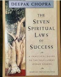 DEEPAK CHOPRA THE SEVEN SPIRITUAL LAWS O F SUCCEss A PRACTICAL GUID E TO FULFILLMENT Of