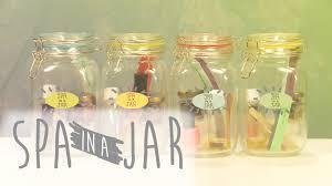 DIY Spa In A Jar