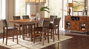 Decorating Themes Dining Rooms Hunter Valley Room Black Oak Chairs