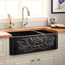 Self Trimming Apron Front Sink by Apron Front Polished Sink Signature Hardware