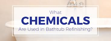 Bathtub Reglazing Pros And Cons by What Chemicals Are Used In Bathtub Refinishing Custom Tub And