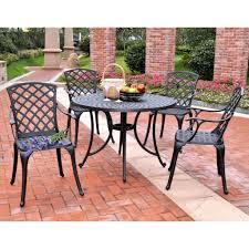 Dining Room Set Walmart by Outdoor U0026 Garden Mesmerizing Cast Iron Patio Dining Set Ideas For