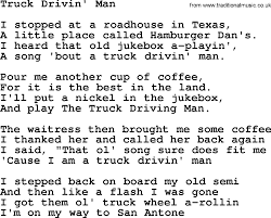 Truck Drivin' Man, By The Byrds - Lyrics With Pdf The Colonels Music 1975 Intertional 4100 Conco Found On Ebay Very Rare A Flickr Tony Justice A Truck Drivin Sing Son Of The South Features Byrds Drug Store Man Bad Night At Whiskey 45 Head A6 Truck Drivin Man B1 Vila Srbija S R Nelsons Steel Reviewed Essay Service Ygassignmentmdfo Ernest Tubb Youtube 16 Greatest Driver Hits Variscountry Amazonca Peterbilt 387 Drivcamping Pinterest 930 Coffee Break Trucker Songs Current Country Musictruck Driving Manbuck Owens Lyrics And Chords