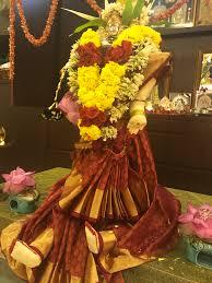 Varalakshmi Vratham Decoration Ideas Usa by Varamahalakshmi Vratham Varamahalakshmi Vratham Pinterest