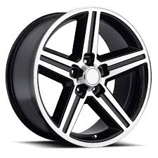 100 Rims For Ford Trucks Amazoncom 24 Inch Velocity 248T Iroc Black Machine Wheels