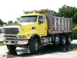 100 Tri Axle Dump Trucks Used For Sale