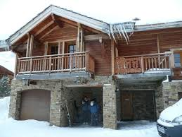 exterior lena 1 chalet capacity 10 persons on left picture of