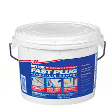 Dap Flexible Floor Patch And Leveler Sds by Drylok 4 Lb Fast Plug Hydraulic Cement 00917 The Home Depot