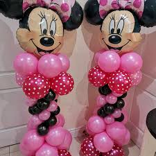 Character Balloon Party Package Minnie In B4 Birmingham Für 12000