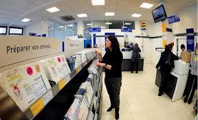 bureau de poste gare montparnasse bureau de poste roubaix un bureau de poste au pile ateliers