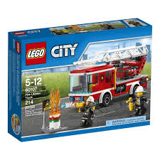 Motive Lego Fire Ladder Walmartcom Lego Flower City Truck And Auto