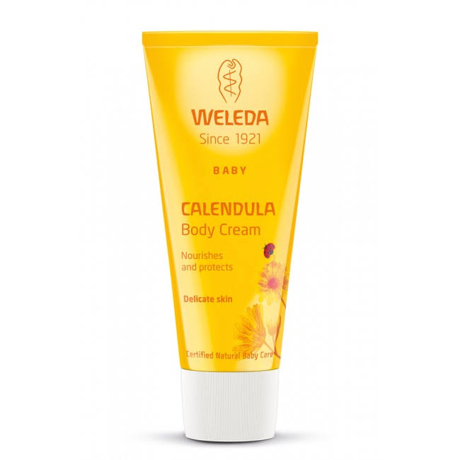 Weleda Calendula Body Baby Cream