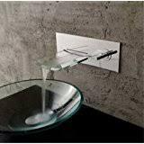 amazon com wall mount bathroom sink faucets bathroom fixtures