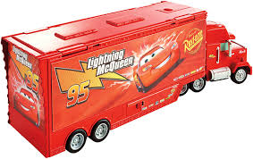 Amazon.com: Disney/Pixar Cars Mack Action Drivers Playset: Toys ... Jual Mainan Mobil Rc Mack Truck Cars Besar Diskon Di Lapak Disney Carbon Racers Launcher Lightning Mcqueen And Transporter Playset Original Pixar Cars2 Toys Turbo Toy Video Review Heavy Cstruction Videos Mattel Dkv55 Protagonists Deluxe Amazoncouk Red Tayo Amazoncom Disneypixar Hauler Carrying Case 15 Charactertheme Toyworld Story Set Radiator Springs Pictures
