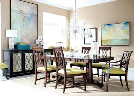 ethan allen dining room set ebay pineapple chairs round table and