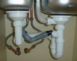 Bathroom Sink Pipe Diagram by Cabinet Plumbing A Kitchen Sink Drain Shop Plumb Pak Kitchen