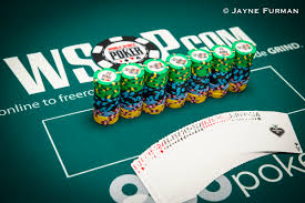 2018 World Series Of Poker Schedule Announced PokerNews