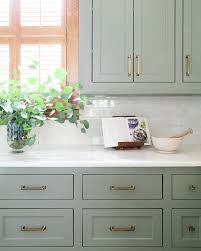 best 25 green kitchen ideas on kitchen color
