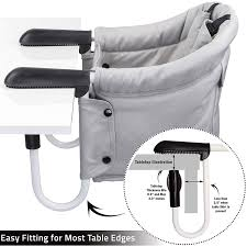 Details About Muneca Baby Hook On High Chair - Portable Travel Highchair  Clips To Dining Table High Chair Dinner Table Seat Baby Booster Toddler Trend Sit Right Paisley Chicco Caddy Hook On Vapor 10 Chairs Youll Wish Were Your Registry Parenting Comfy High Chair With Safe Design Babybjrn 360 8 Best Of 2018 Portable Top For Babies Toddlers Heavycom Expert Advice Feeding Children Littles Take A Look At This Regalo Navy Easy Diner Hookon Kohls