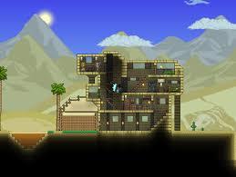 100 Desert House House Terraria Community Forums