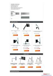 Ergotron Lx Desk Mount Lcd Arm Pdf by Humanscale M2 Flat Panel Lcd Monitor Arm