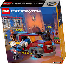 100 Lego Fire Truck Games LEGO Overwatch Dorado Showdown 6250953 Best Buy
